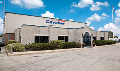 Contact Cavalier for LTL trucking in Canada, USA and North America.
